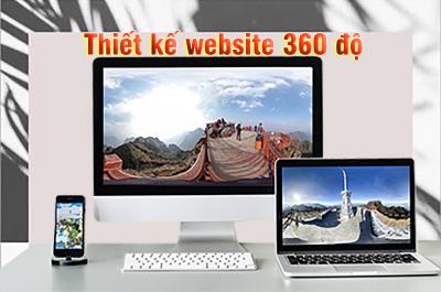 Thiết kế web 360 độ