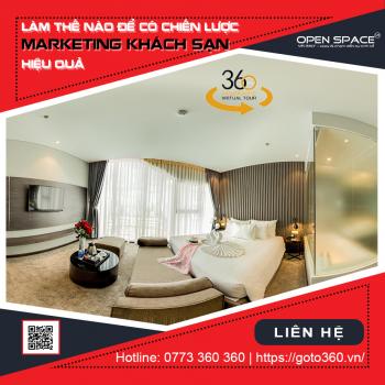 thiết kế website 360 độ