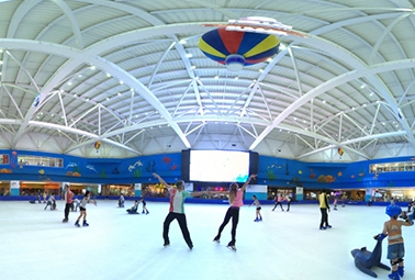 Ice Rink 360° Royal City